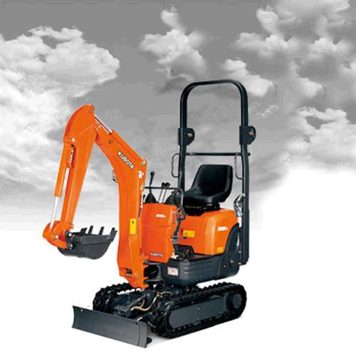 Where to find Excavator, Mini 5.5  Digging in Edmonton