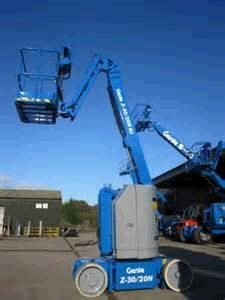Where to find Boom Lift, 30  Electric - Narrow in Edmonton