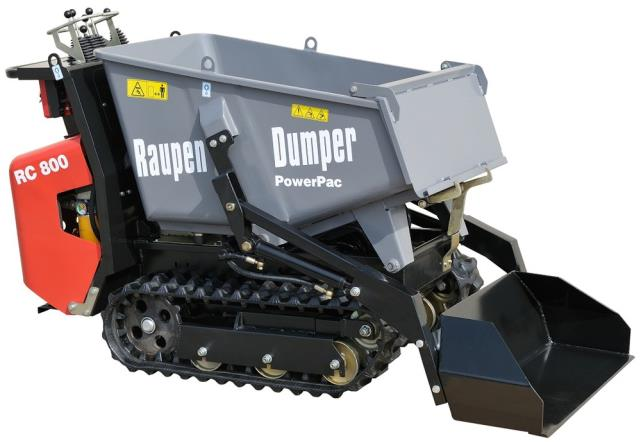 Where to find Dumper, Tracked in Edmonton