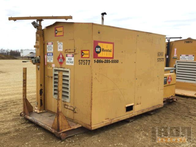 Where to find GENERATOR, 60 KW DIESEL SKID MTD in Edmonton