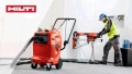 Where to rent Vacuum, water mgmt - hilti dustless in Edmonton AB
