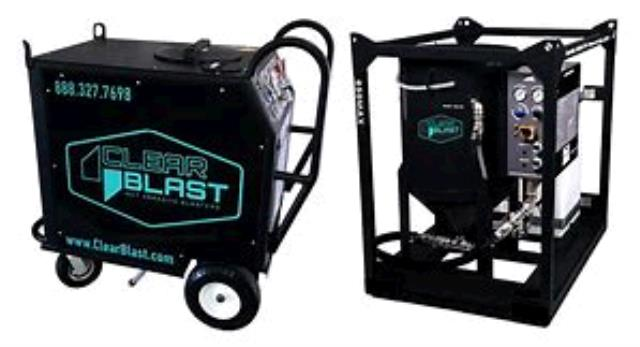 Where to find Clearblast model 150 in Edmonton