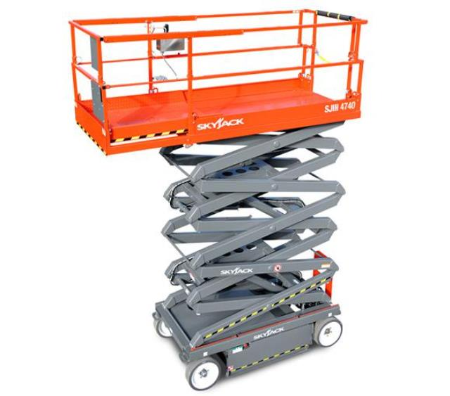 Where to find Scissor Lift, 40  Electric in Edmonton