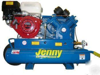 Where to find Air Compressor, Gas 8 hp 22CFM in Edmonton
