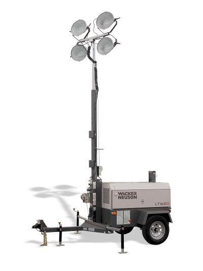 Where to find Light, Tower 20KW Diesel in Edmonton