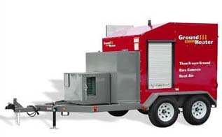 Where to find Ground Heater, 3000 sq.ft. in Edmonton