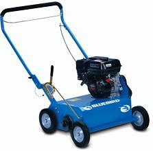 Where to find Power Rake, Gas N Bag in Edmonton