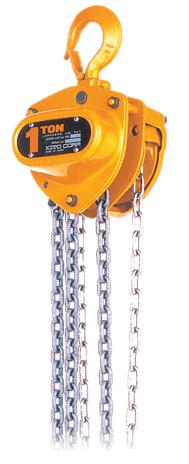 Where to find Hoist, Chain 2 Ton 60 in Edmonton