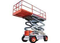 Where to find Scissor Lift, 35  RT Dual Fuel in Edmonton