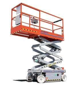 Where to find Scissor Lift, 19  Electric in Edmonton
