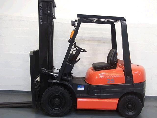 Where to find Forklift, 5000 LB in Edmonton