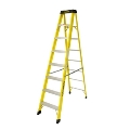 Where to rent Ladder, Step 8  Fibreglass in Edmonton AB